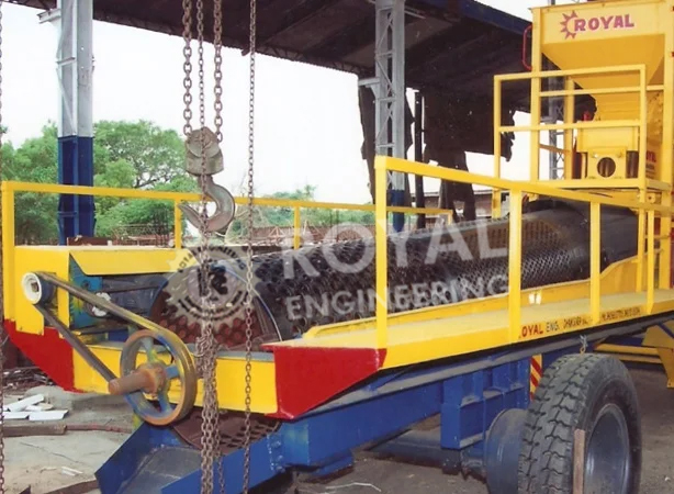 Glass Crusher Machine/Plant in Udaipur, Rajasthan